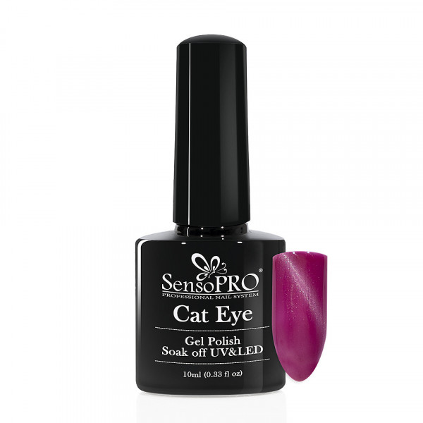 Poze Oja Semipermanenta Cat Eye SensoPRO 10ml - #045 Marvel Shine