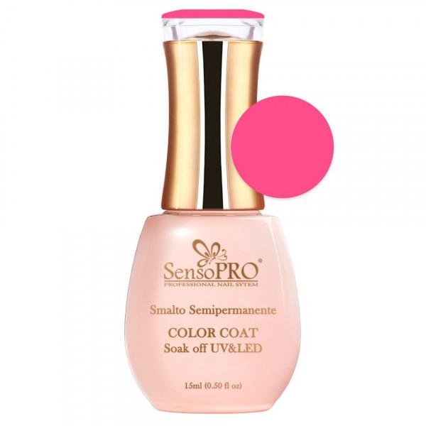 Poze Oja Semipermanenta SensoPRO 15ml culoare Roz - 041-1 Pink Berry