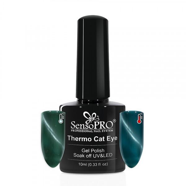 Poze Oja Semipermanenta Thermo Cat Eye SensoPRO 10 ml, #01