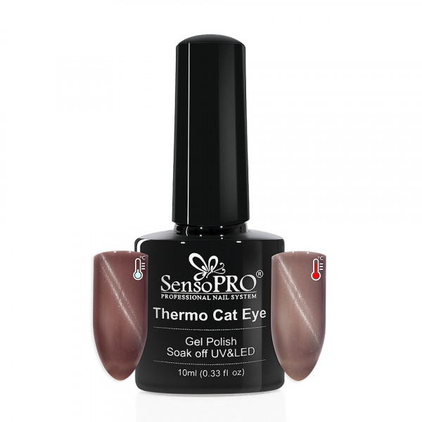 Poze Oja Semipermanenta Thermo Cat Eye SensoPRO 10 ml, #11