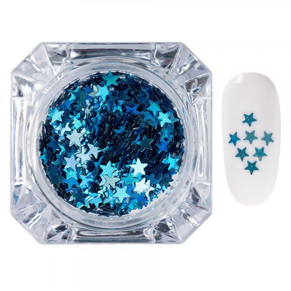 Poze Paiete Unghii LUXORISE Shiny Stars #05