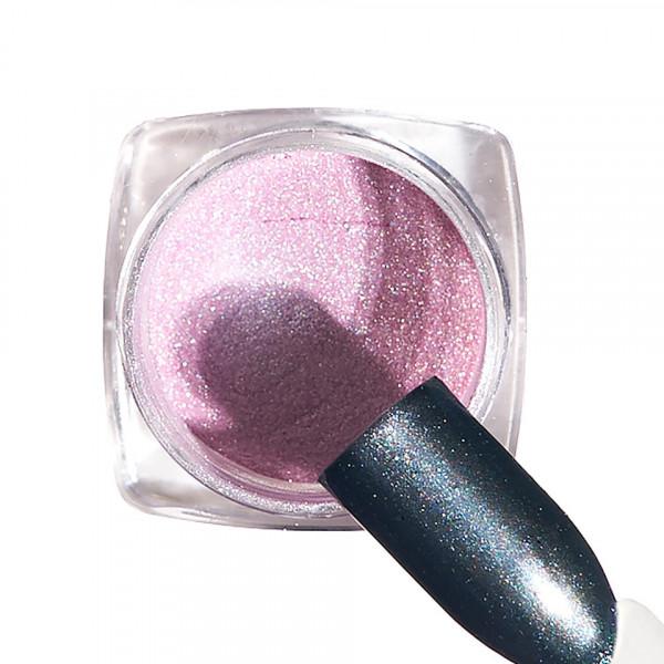 Poze Pigment unghii Chrome #106 cu aplicator - LUXORISE