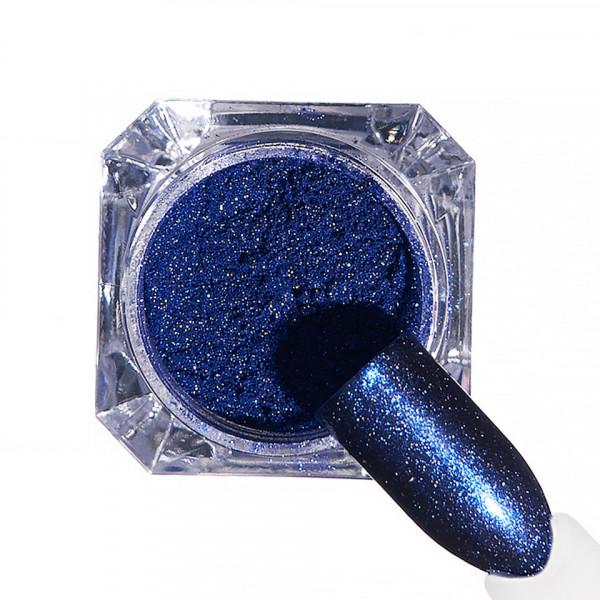 Poze Pigment unghii Chrome #38 cu aplicator - LUXORISE