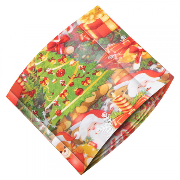 Poze Folie de Transfer Unghii LUXORISE #433 Christmassy