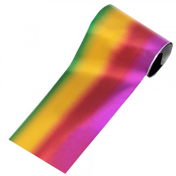 Poze Folie de Transfer Unghii LUXORISE #49 Rainbow