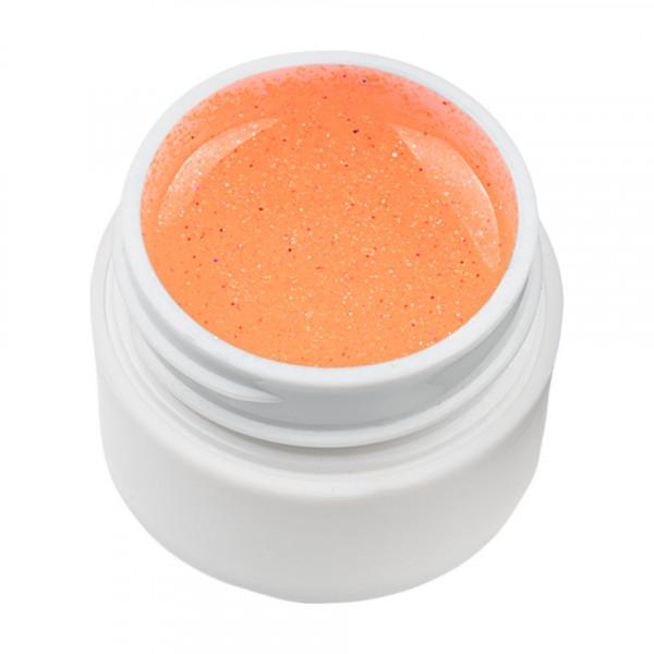 Poze Gel UV Color cu Sclipici ENS PRO #001 - Magic Yolk