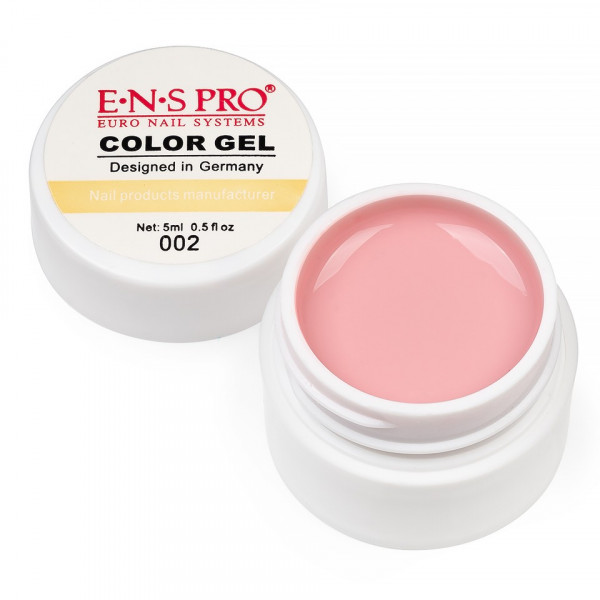 Poze Gel UV Color ENS PRO #002 - Charm Pink