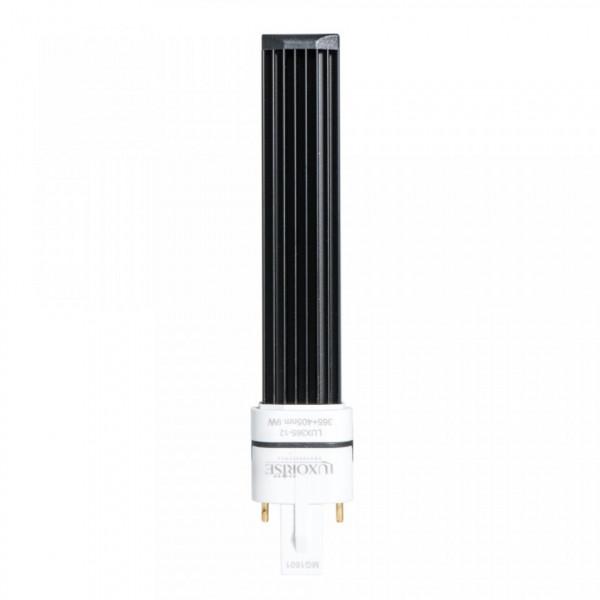 Poze Neon Lampa UV LED 9W cu 12 LED-uri LUXORISE, uscare rapida