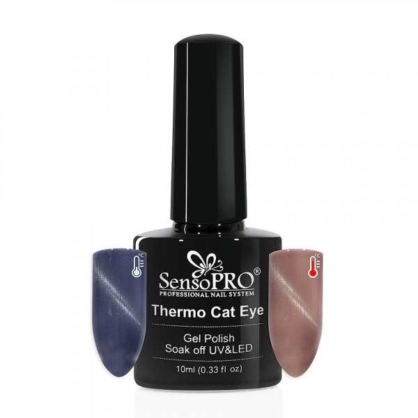 Poze Oja Semipermanenta Thermo Cat Eye SensoPRO 10 ml, #22