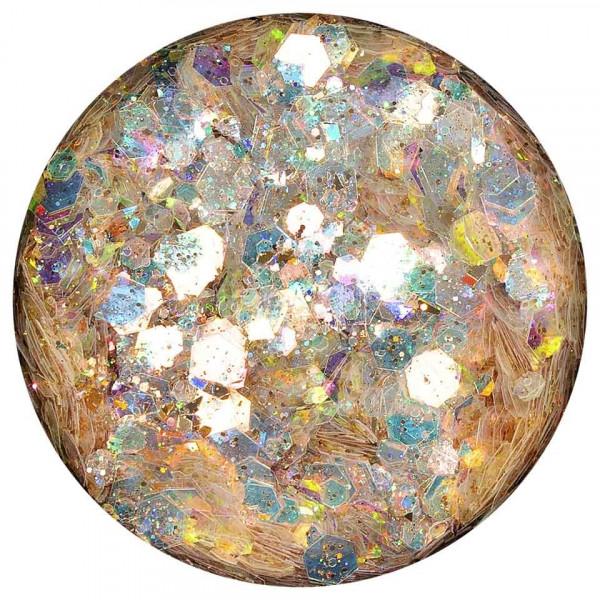 Poze Paiete Holografice Unghii LUXORISE Disco Lights YJ02