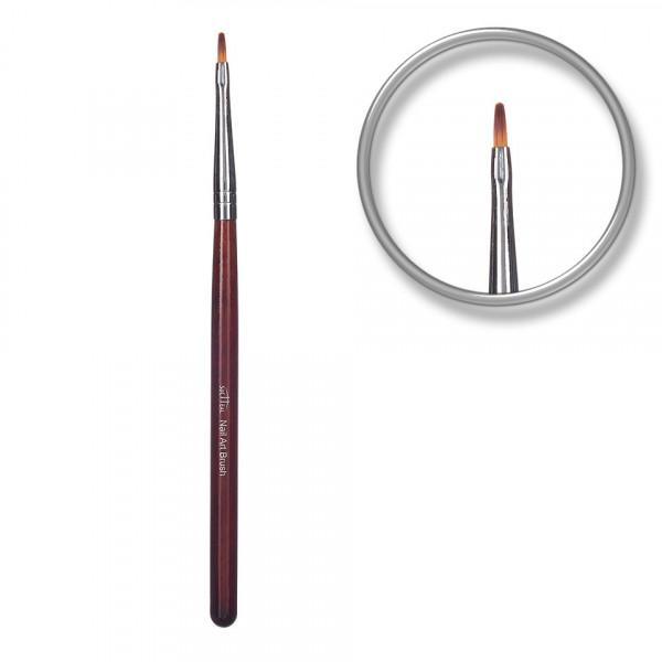 Poze Pensula nail art Paradise Feather