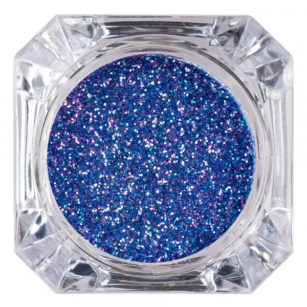 Poze Sclipici Glitter Unghii Pulbere LUXORISE, Mauve #52