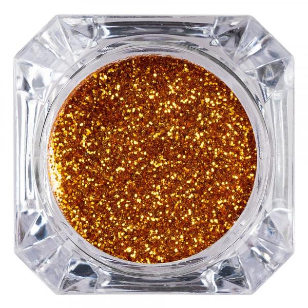 Poze Sclipici Glitter Unghii Pulbere LUXORISE, Sunset #47