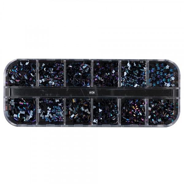Poze Strasuri Unghii 012 - Nebula Spoil