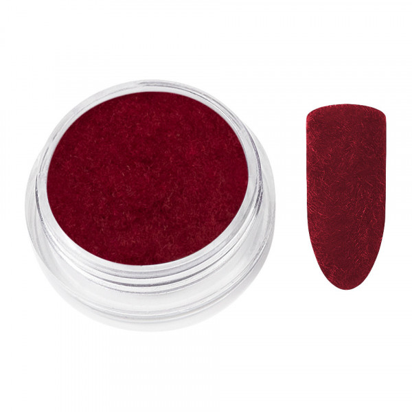 Poze Catifea Unghii Cherry Red - 5 g