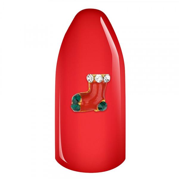 Poze Decoratiune Unghii 3D - Boots #01