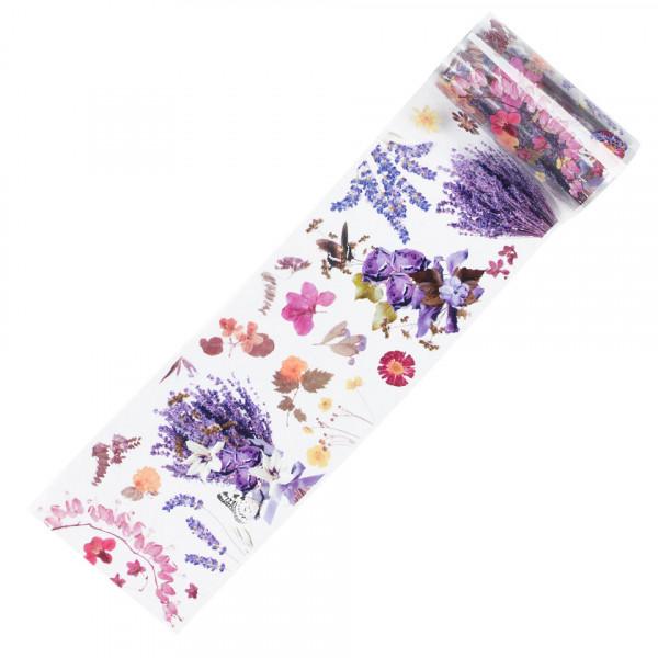 Poze Folie de Transfer Unghii LUXORISE #369 Flower Mania