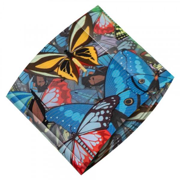 Poze Folie de Transfer Unghii LUXORISE #420 Butterfly