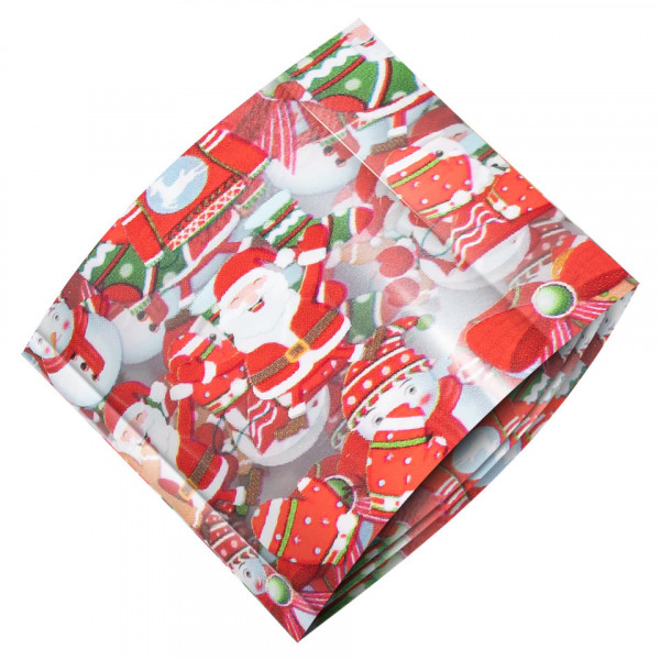 Poze Folie de Transfer Unghii LUXORISE #434 Christmassy