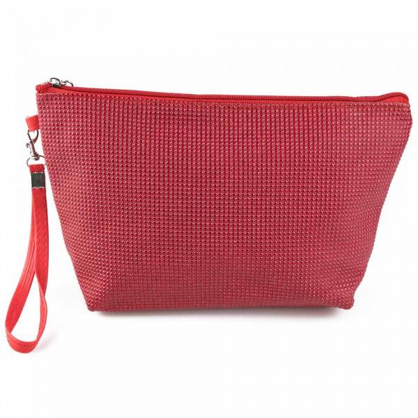 Poze Geanta Produse Manichiura Travel Scarlet