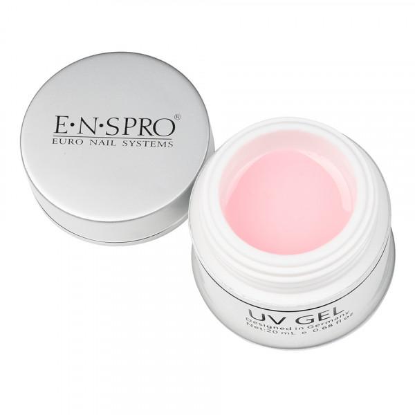 Poze Gel UV ENS PRO Deluxe 20 ml Pink - Roz Transparent