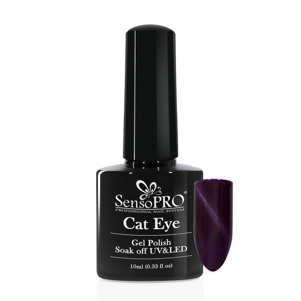 Poze Oja Semipermanenta Cat Eye SensoPRO 10ml - #005-1 ModAboutYou