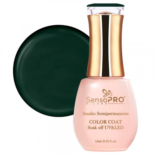 Poze Oja Semipermanenta SensoPRO 15ml culoare Verde - 049 Perfect Green