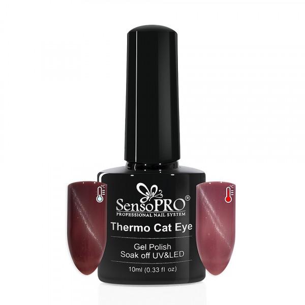 Poze Oja Semipermanenta Thermo Cat Eye SensoPRO 10 ml, #07