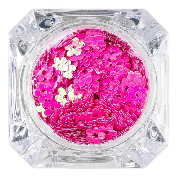 Poze Paiete Unghii LUXORISE Lovely Flowers #16