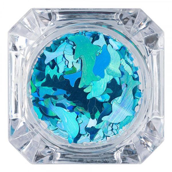 Poze Paiete Unghii LUXORISE Sea Creatures #013