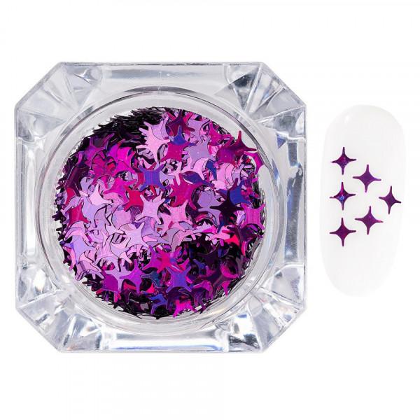 Poze Paiete Unghii LUXORISE Shine Like a Diamond #07