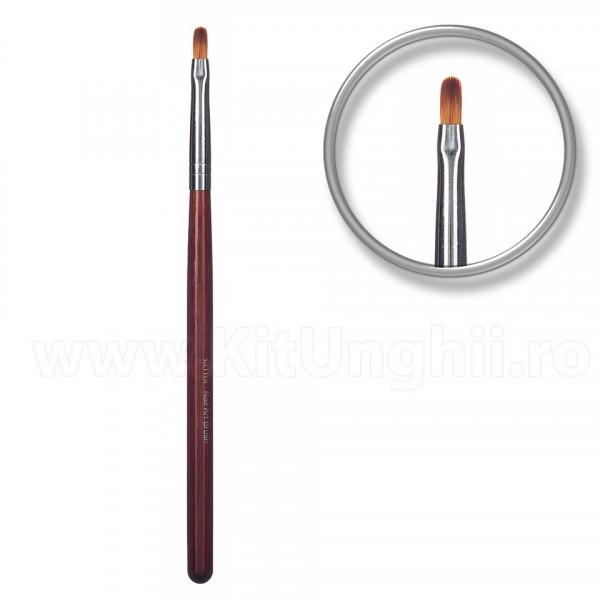 Poze Pensula unghii aplicare gel UV Scarlet Artistry