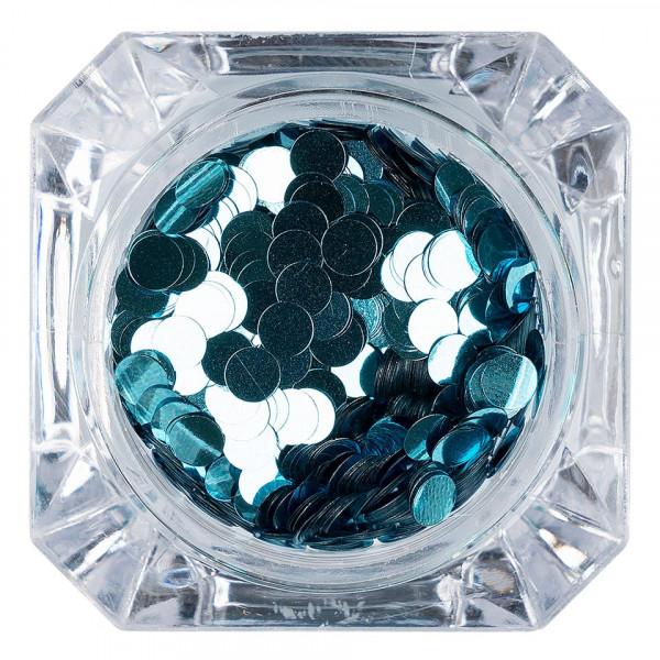 Poze Confetti Unghii LUXORISE Colorful Spots #05
