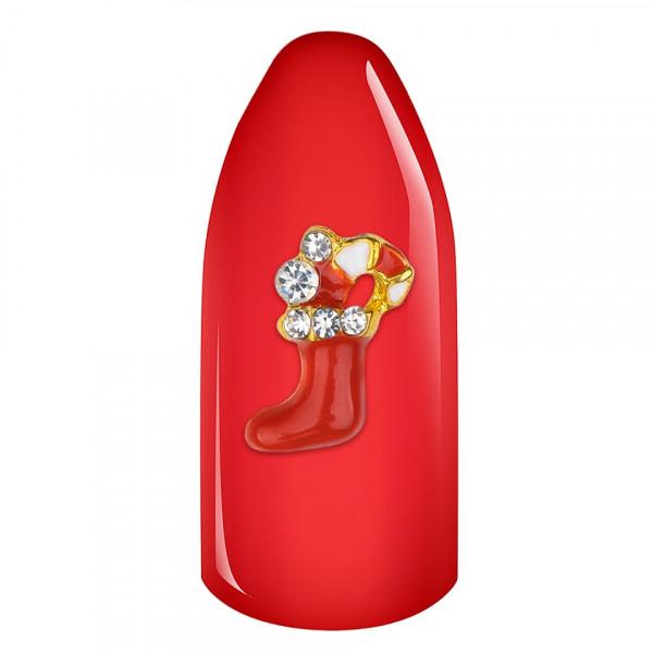 Poze Decoratiune Unghii 3D - Boots #03