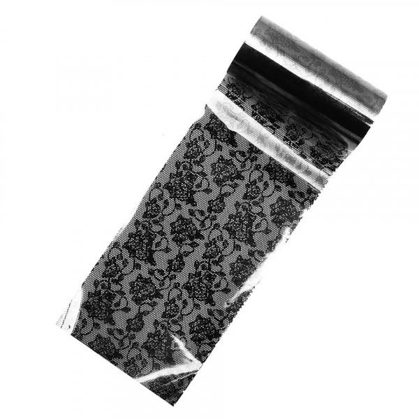 Poze Folie de Transfer Unghii LUXORISE #207 Flower Lace