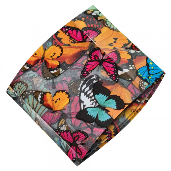 Poze Folie de Transfer Unghii LUXORISE #411 Butterfly