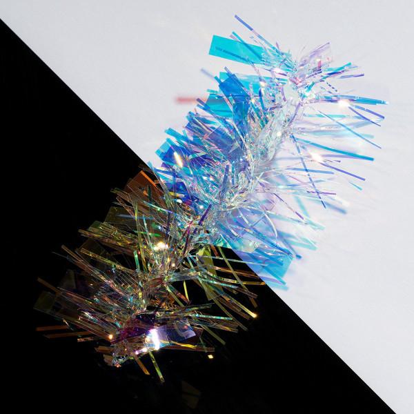 Poze Folie Unghii Holografica, Efect Aurora #02
