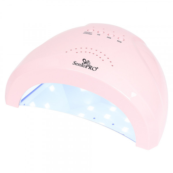 Poze Kit Unghii False cu Gel UV SensoPRO 15ml - Promotie #09 + CADOU Set 4 Pensule Manichiura