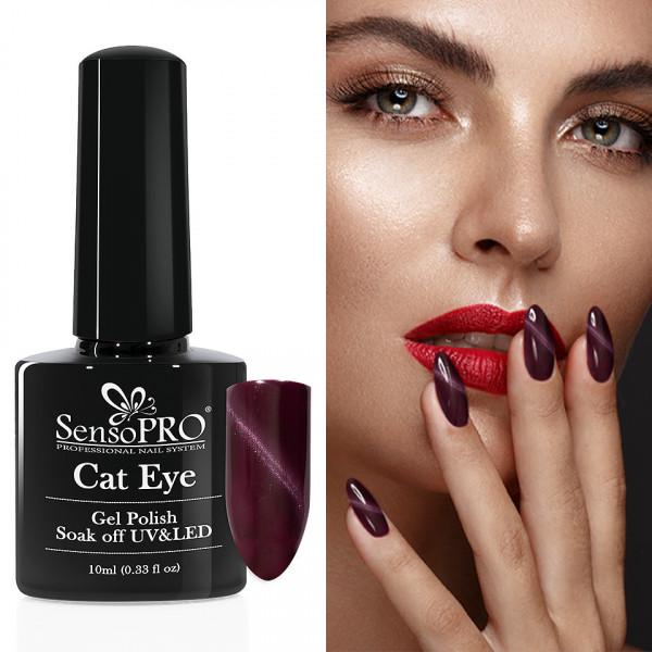 Poze Oja Semipermanenta Cat Eye SensoPRO 10ml - #021 StandOut