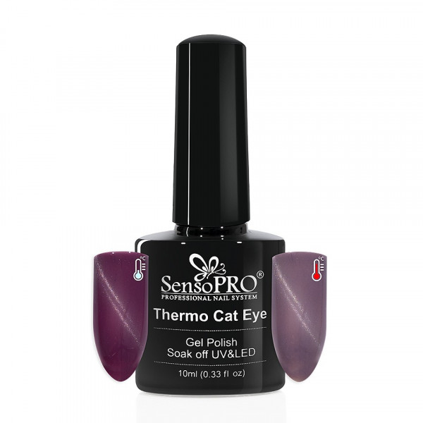 Poze Oja Semipermanenta Thermo Cat Eye SensoPRO 10 ml, #26