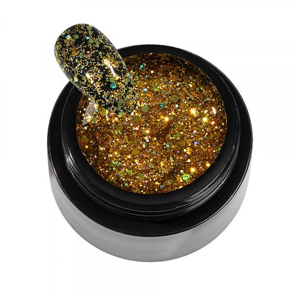 Poze Platinum Gel Golden Treasure - SensoPRO Italia, 5 ml