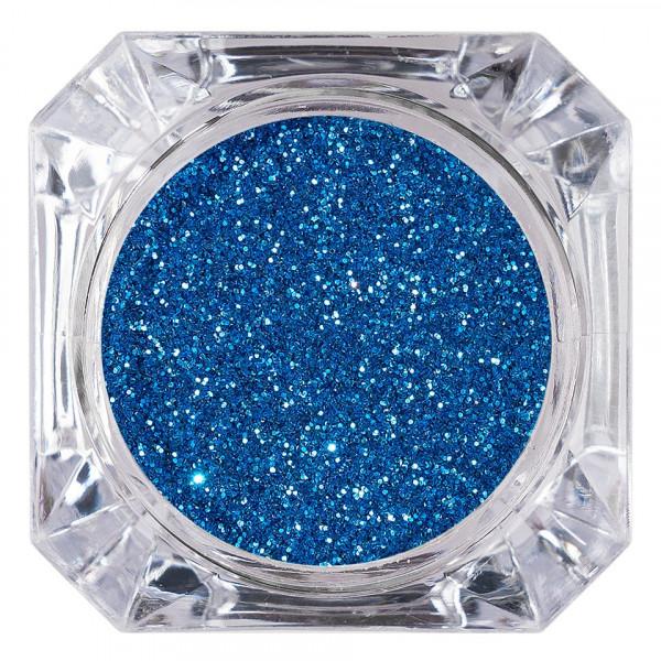 Poze Sclipici Glitter Unghii Pulbere LUXORISE, Albastru #14