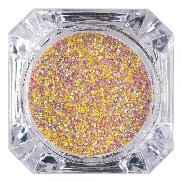 Poze Sclipici Glitter Unghii Pulbere LUXORISE, Summer #55