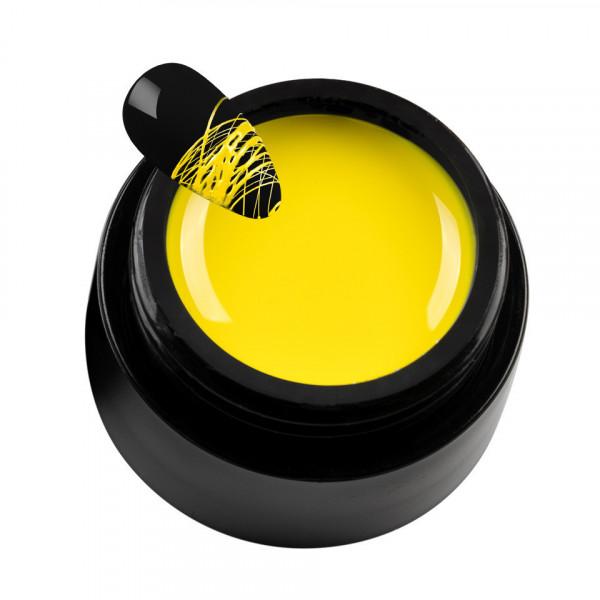 Poze Spider Gel SensoPRO Neon Yellow, 5 ml