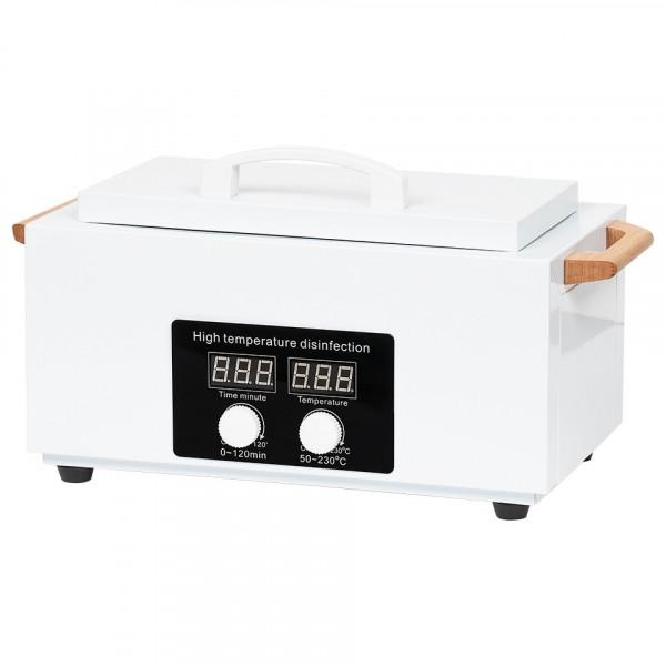 Poze Sterilizator Pupinel Profesional cu aer cald, display digital, 2100 ml