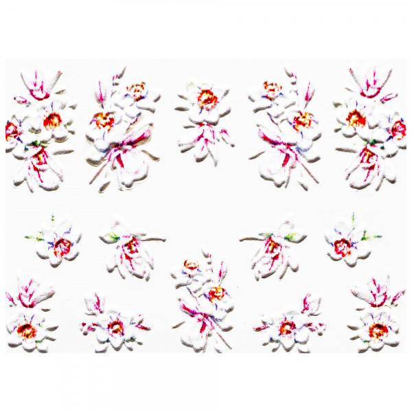 Poze Tatuaj 3D Unghii LUXORISE Artistry LX097