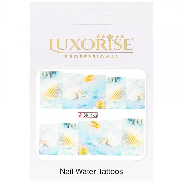 Poze Tatuaj unghii LUXORISE, Tropical BN-162