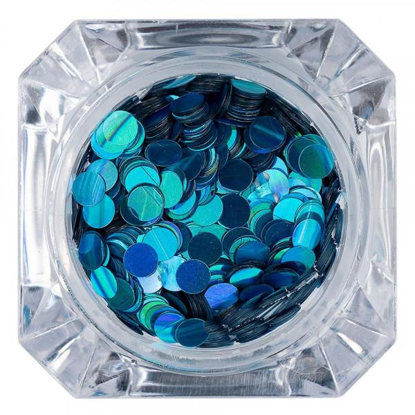 Poze Confetti Unghii LUXORISE Colorful Spots #06