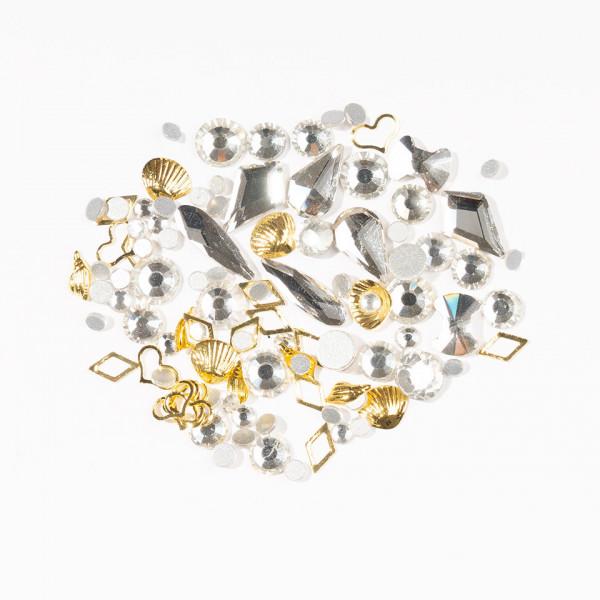 Poze Cristale Unghii Royal Luxe #05 - LUXORISE Germania