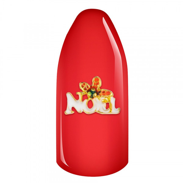 Poze Decoratiune Unghii 3D - Noel #01